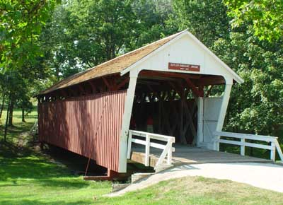 One of the Bridges of Madison County